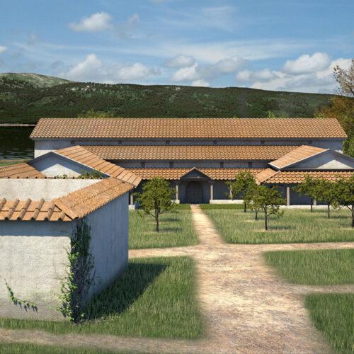 Villa Romana de Weyregg
